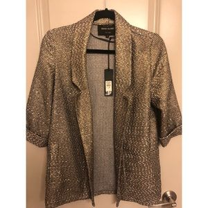 Bronze/black mixture of River Island blazer